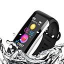 رخيصةأون الأساور الذكية-KUPENG WQ6 للجنسين سوار الذكية Android iOS بلوتوث GPS رياضات ضد الماء رصد معدل ضربات القلب أصفر فاتح عداد الخطى تذكرة بالاتصال متتبع النشاط متتبع النوم تذكير المستقرة / أجد هاتفي / ساعة منبهة