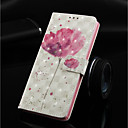 رخيصةأون Nokia أغطية / كفرات-غطاء من أجل نوكيا Nokia 5.1 / Nokia 3.1 / Nokia 2.1 محفظة / حامل البطاقات / مع حامل غطاء كامل للجسم زهور قاسي جلد PU