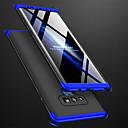 رخيصةأون إكسسوارات سامسونج-غطاء من أجل Samsung Galaxy Note 9 / Note 8 مثلج غطاء خلفي لون سادة قاسي الكمبيوتر الشخصي