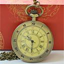 رخيصةأون ساعات النساء-رجالي نسائي ساعة جيب ساعة ذهبية كوارتز ذهبي ساعة كاجوال كوول مماثل كاجوال موضة - ذهبي