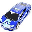 رخيصةأون أدوات الحمام-لعبة سيارات سيارة سباق فاشن سيارة تصميم محكم PP+ABS أطفال الطفل صبيان فتيات ألعاب هدية
