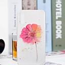 رخيصةأون Huawei أغطية / كفرات-غطاء من أجل Huawei Huawei P20 / Huawei P20 Pro / Huawei P20 lite شفاف / نموذج غطاء خلفي زهور ناعم TPU