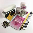 ieftine Alte instrumente-Kit Acrilic Pentru Unghie Durabil nail art pedichiura si manichiura Simplu Zilnic