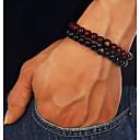 رخيصةأون أساور-رجالي أساور حبلا قديم خلاق موضة النمط الصيني خشبي مجوهرات سوار أسود / بني من أجل مناسب للبس اليومي عيد ميلاد