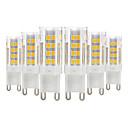 رخيصةأون أندرويد-YWXLIGHT® 6PCS 4 W أضواء LED Bi Pin 300-400 lm E14 G9 G4 T 51 الخرز LED SMD 2835 أبيض دافئ أبيض كول 220-240 V