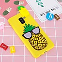 voordelige Galaxy A-serie hoesjes / covers-hoesje Voor Samsung Galaxy A5(2018) / A6 (2018) / A6+ (2018) Patroon / DHZ Achterkant Fruit Zacht TPU