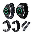 ieftine Produse Fard-Uita-Band pentru Gear S2 Samsung Galaxy Banderola Sport Nailon Curea de Încheietură