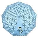 رخيصةأون أدوات المطر-ستانلس ستيل الجميع مشمس وممطر / كوول مظلة ملطية