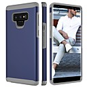 رخيصةأون إكسسوارات سامسونج-غطاء من أجل Samsung Galaxy Note 9 ضد الصدمات غطاء خلفي لون سادة قاسي الكمبيوتر الشخصي