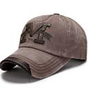 povoljno Muški šeširi-Muškarci Print Osnovni Poliester-Šilterica Vojska Green Braon Navy Plava