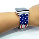 povoljno Apple Watch remeni-Pogledajte Band za Apple Watch Series 4/3/2/1 Apple Kožni remen Prava koža Traka za ruku