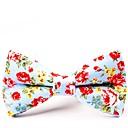 ieftine Accesorii-Unisex Floral / Bloc Culoare Funde Petrecere / De Bază Papion Cravată