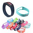 voordelige Horlogebandjes voor Samsung-Horlogeband voor Gear Fit Samsung Galaxy Sportband Keramiek / Silicone Polsband