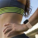 رخيصةأون أساور ساعات FitBit-حزام إلى Fitbit Versa فيتبيت بكلة عصرية ستانلس ستيل شريط المعصم