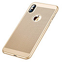 cheap iPhone Cases-Case For Apple iPhone XS / iPhone XR / iPhone XS Max Ultra-thin Back Cover Solid Colored Hard PC