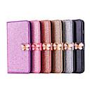 levne Sady šperků-Carcasă Pro Samsung Galaxy Note 9 / Note 8 Peněženka / Pouzdro na karty / se stojánkem Celý kryt Jednobarevné / Motýl / Třpytivý Pevné PU kůže