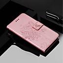 povoljno iPhone maske-Θήκη Za Apple iPhone XS / iPhone XR / iPhone XS Max Novčanik / Utor za kartice / sa stalkom Korice Mačka / drvo Tvrdo PU koža