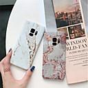 economico Custodie / cover per Galaxy serie S-Custodia Per Samsung Galaxy S9 / S9 Plus / S8 Plus Fantasia / disegno Per retro Effetto marmo Resistente PC
