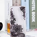 رخيصةأون Sony أغطية / كفرات-غطاء من أجل Sony Huawei P20 / Huawei P20 Pro / Huawei P20 lite شفاف / نموذج غطاء خلفي زهور ناعم TPU