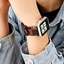 tanie Opaski do Apple Watch-Watch Band na Apple Watch Series 5/4/3/2/1 Jabłko Bransoletka skórzana Prawdziwa skóra Opaska na nadgarstek