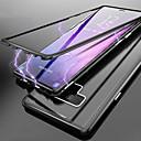 tanie Akcesoria Samsung-Kılıf Na Samsung Galaxy Note 9 / Note 8 Półprzezroczyste Pełne etui Solidne kolory Twardość Szkło hartowane