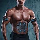 povoljno Oprema za fitness-Abs stimulator EMS Abs Trainer Može se puniti Elektronički Trening snage Tonificator Muscular Toniranje mišića Tummy Fat Burner Sposobnost Vježbati Bodybuilding Za Noga Trbuh Sport na otvorenom Dom