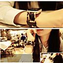 povoljno Broševi-Pogledajte Band za Apple Watch Series 5/4/3/2/1 Apple Kožni remen Prava koža Traka za ruku