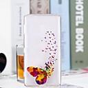 رخيصةأون Sony أغطية / كفرات-غطاء من أجل Sony Huawei P20 / Huawei P20 Pro / Huawei P20 lite شفاف / نموذج غطاء خلفي فراشة ناعم TPU