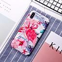 povoljno iPhone maske-Θήκη Za Apple iPhone XS / iPhone XR / iPhone XS Max Uzorak Stražnja maska Flamingo / Životinja Tvrdo PC