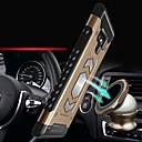 Недорогие Чехлы и кейсы для Galaxy Note 8-Кейс для Назначение SSamsung Galaxy Note 9 / Note 8 Бумажник для карт / Защита от удара Кейс на заднюю панель Плитка / броня Твердый ПК