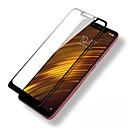 رخيصةأون Xiaomi أغطية / كفرات-XIAOMIScreen ProtectorXiaomi Pocophone F1 5D Touch Compatible حامي كامل للجسم 1 قطعة زجاج مقسي