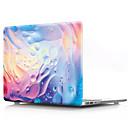 """povoljno MacBook Air 11"""" maske-MacBook Slučaj Geometrijski uzorak / Prijelaz boje PVC za MacBook Pro 13"""" / MacBook Pro 15"""" s Retina zasonom / New MacBook Air 13"""" 2018"""
