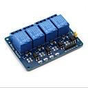 ieftine Module-4 canale dc 5v releu modul pentru arduino zmeură pi dsp avr pic braț