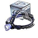 povoljno Svjetiljke za glavu-U'King Svjetiljke za glavu Svjetlo za bicikle 2000 lm LED LED emiteri 3 rasvjeta mode Zoomable Alarm Podesivi fokus Kompaktna veličina Snažna Jednostavno za nošenje Kampiranje / planinarenje