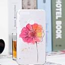 povoljno Maske/futrole za Huawei-Θήκη Za Huawei Huawei Honor 10 / Honor 9 / Huawei Honor 9 Lite Prozirno / Uzorak Stražnja maska Cvijet Mekano TPU