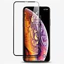 voordelige iPhone screenprotectors-AppleScreen ProtectoriPhone XS 9H-hardheid Voorkant screenprotector 1 stuks Gehard Glas