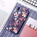 povoljno iPhone maske-Θήκη Za Apple iPhone XS / iPhone XR / iPhone XS Max Uzorak Stražnja maska Cvijet Tvrdo PC