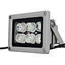 ieftine Sisteme CCTV-lampa lampa infrarosu pentru iluminat lampa aj-bg6060 pentru sisteme de securitate 11.3 * 8.5 * 9.5 cm 0.6 kg