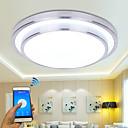 ieftine Becuri LED Plafon-moderne wifi a condus lumina plafonului lumina plafonul de control lumina pentru camera de zi de iluminat casa de iluminat ac110-240v