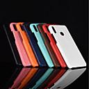 povoljno Muški satovi-Θήκη Za Huawei Huawei Honor 10 / Honor 9 / Huawei Honor 9 Lite Mutno Stražnja maska Jednobojni Tvrdo PU koža