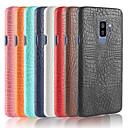 رخيصةأون حافظات / جرابات هواتف جالكسي S-غطاء من أجل Samsung Galaxy S9 / S9 Plus / S8 Plus مثلج غطاء خلفي لون سادة قاسي جلد PU