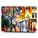 ieftine Costume Cosplay-MacBook case pictură pentru pictura pe ulei pentru macbook air pro retina 11 12 13 15 carcasă pentru laptop MacBook Pro 13.3 15 inch cu touchbar