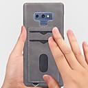 povoljno Samsung oprema-Θήκη Za Samsung Galaxy Note 9 / Note 8 Utor za kartice / Mutno Stražnja maska Jednobojni Mekano PU koža