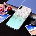 رخيصةأون Huawei أغطية / كفرات-غطاء من أجل Apple iPhone XS / iPhone XR / iPhone XS Max IMD / شبه شفّاف غطاء خلفي منظر ناعم TPU