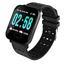 ieftine Ustensile & Gadget-uri de Copt-BoZhuo A6 Unisex Brățară inteligent Android iOS Bluetooth Rezistent la apă Monitor Ritm Cardiac Măsurare Tensiune Arterială Calorii Arse Înregistrare Exerciţii Pedometru Reamintire Apel Sleeptracker