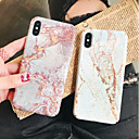 cheap iPhone Cases-Case For Apple iPhone XS / iPhone XR / iPhone XS Max Pattern Back Cover Marble Hard PC