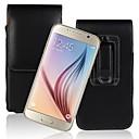 رخيصةأون قلادات-غطاء من أجل Samsung Galaxy S9 / S9 Plus / S8 Plus قلب غطاء كامل للجسم لون سادة قاسي جلد PU