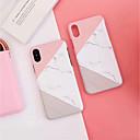 رخيصةأون أغطية أيفون-غطاء من أجل Apple iPhone XS / iPhone XR / iPhone XS Max مثلج / نموذج غطاء خلفي حجر كريم قاسي الكمبيوتر الشخصي