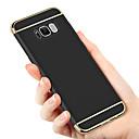 رخيصةأون حافظات / جرابات هواتف جالكسي S-غطاء من أجل Samsung Galaxy S9 / S9 Plus / S8 Plus تصفيح غطاء خلفي لون سادة قاسي الكمبيوتر الشخصي