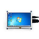 povoljno Raspberry Pi-waveshare 5inch hdmi lcd (b) 800 x 480 podržava razne sustave